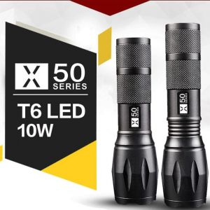 Ultra Bright CREE T6 LED Torch Flash Light